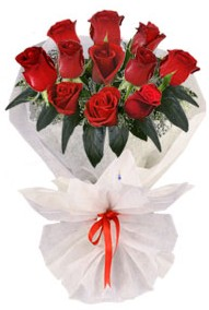 11 adet gül buketi  Düzce kaliteli taze ve ucuz çiçekler  kirmizi gül