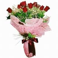 Düzce çiçek online çiçek siparişi  12 adet kirmizi kalite gül