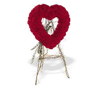 Düzce çiçek servisi , çiçekçi adresleri  karanfillerden kalp pano