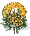 cenaze çiçegi celengi cenaze çelenk çiçek modeli  Düzce internetten çiçek siparişi
