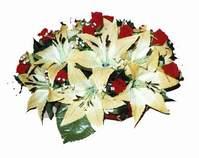 yapay karisik çiçek sepeti   Düzce kaliteli taze ve ucuz çiçekler