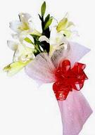 Düzce uluslararası çiçek gönderme  ince vazoda gerbera ve ayi