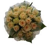 12 adet sari güllerden buket   Düzce İnternetten çiçek siparişi