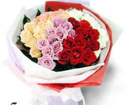 SEVENLERE ÖZEL 51 ADET GÜL  Düzce çiçek servisi , çiçekçi adresleri