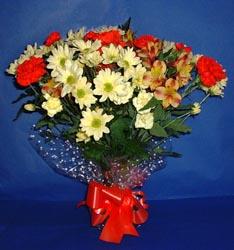 Düzce anneler günü çiçek yolla  kir çiçekleri buketi mevsim demeti halinde
