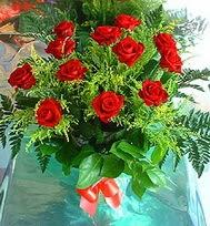 12 adet gül buketi  Düzce çiçek yolla
