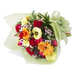 karisik mevsim buketi   Düzce çiçek siparişi sitesi