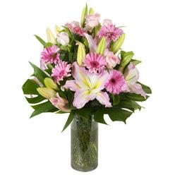 vazo içerisinde karisik mevsim çiçekleri  Düzce kaliteli taze ve ucuz çiçekler
