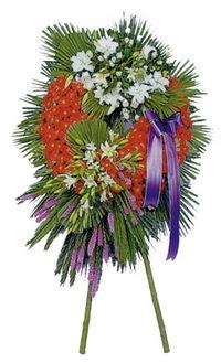 Düzce online çiçekçi , çiçek siparişi  cenaze çelengi