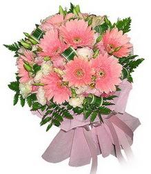 Düzce çiçek yolla , çiçek gönder , çiçekçi   Karisik mevsim çiçeklerinden demet