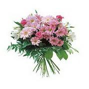 karisik kir çiçek demeti  Düzce cicekciler , cicek siparisi