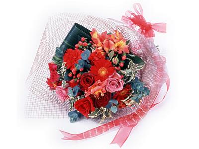 Karisik buket çiçek modeli sevilenlere  Düzce İnternetten çiçek siparişi
