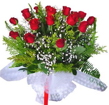 11 adet gösterisli kirmizi gül buketi  Düzce çiçek servisi , çiçekçi adresleri