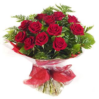Ucuz Çiçek siparisi 11 kirmizi gül buketi  Düzce çiçekçi telefonları
