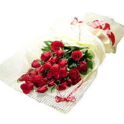 Çiçek gönderme 13 adet kirmizi gül buketi  Düzce cicekciler , cicek siparisi
