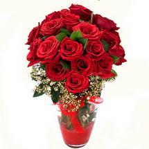 Düzce çiçek online çiçek siparişi   9 adet kirmizi gül