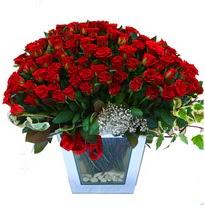 Düzce çiçek mağazası , çiçekçi adresleri   101 adet kirmizi gül aranjmani