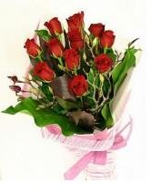 11 adet essiz kalitede kirmizi gül  Düzce çiçek yolla