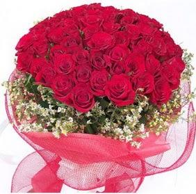 Düzce çiçek siparişi sitesi  29 adet kırmızı gülden buket