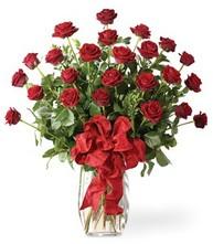 Sevgilime sıradışı hediye güller 24 gül  Düzce çiçek gönderme sitemiz güvenlidir