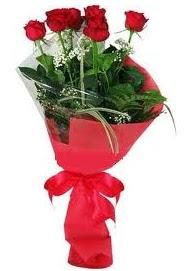 Çiçek yolla sitesinden 7 adet kırmızı gül  Düzce çiçek servisi , çiçekçi adresleri