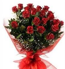 İlginç Hediye 21 Adet kırmızı gül  Düzce kaliteli taze ve ucuz çiçekler
