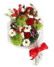 Kız arkadaşıma hediye mevsim demeti  Düzce yurtiçi ve yurtdışı çiçek siparişi