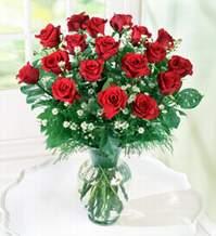 Düzce çiçek servisi , çiçekçi adresleri  9 adet mika yada vazoda kirmizi güller