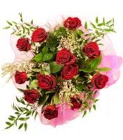 12 adet kırmızı gül buketi  Düzce çiçek gönderme sitemiz güvenlidir