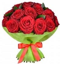 11 adet kırmızı gül buketi  Düzce çiçek yolla , çiçek gönder , çiçekçi