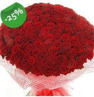 151 adet sevdiğime özel kırmızı gül buketi  Düzce çiçek online çiçek siparişi