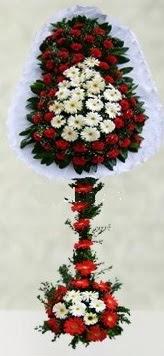 Düzce çiçek servisi , çiçekçi adresleri  çift katlı düğün açılış çiçeği