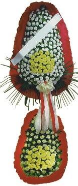 Çift katlı düğün açılış çiçeği  Düzce çiçek satışı