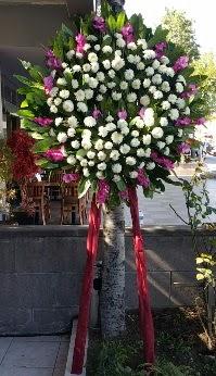 Düzce kaliteli taze ve ucuz çiçekler  Cenaze Çelengi  Düzce çiçek online çiçek siparişi
