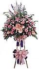 Düzce hediye çiçek yolla   Ferforje Pembe kazablanka