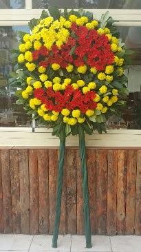 Cenaze çelengi çiçek modeli  Düzce çiçek , çiçekçi , çiçekçilik