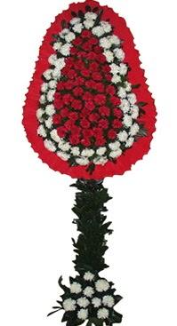 Çift katlı düğün nikah açılış çiçek modeli  Düzce hediye sevgilime hediye çiçek