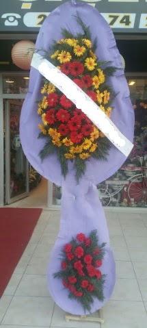 Çift katlı nikah düğüne çiçek modeli  Düzce kaliteli taze ve ucuz çiçekler