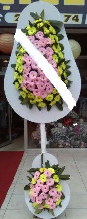 Çift katlı düğün nikah açılış çiçeği  Düzce çiçek yolla