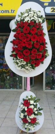 Çift katlı düğün nikah işyeri açılış çiçeği  Düzce çiçekçiler