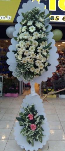 Çift katlı düğün nikah açılış çiçeği  Düzce cicek , cicekci