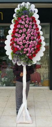 Tekli düğün nikah açılış çiçek modeli  Düzce cicekciler , cicek siparisi