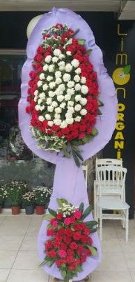 Çift katlı işyeri açılış çiçek modeli  Düzce 14 şubat sevgililer günü çiçek