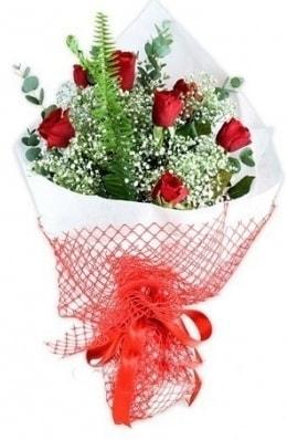 7 adet gülden kız arkadaşıma çiçek  Düzce cicek , cicekci