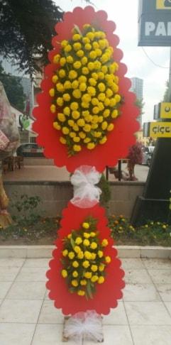 Düğün nikah açılış çiçek modeli  Düzce çiçek online çiçek siparişi
