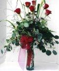 Düzce çiçek online çiçek siparişi  7 adet gül özel bir tanzim