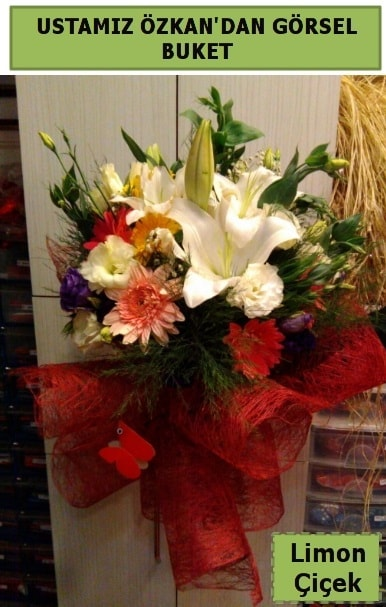 Karışık görsel mevsim çiçeği  Düzce 14 şubat sevgililer günü çiçek