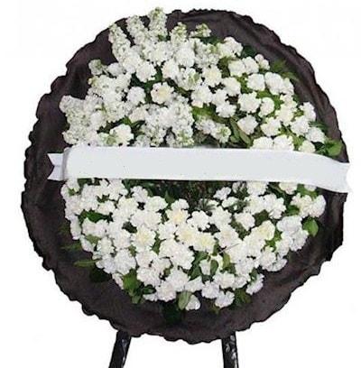 Cenaze çelengi çiçeği modelleri  Düzce çiçek servisi , çiçekçi adresleri