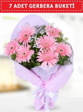 Pembe Gerbera Buketi  Düzce uluslararası çiçek gönderme