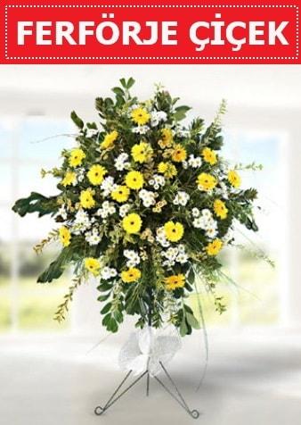 Ferförje çiçeği modeli  Düzce internetten çiçek siparişi